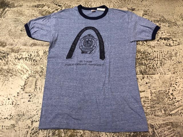 7月17日(水)マグネッツ大阪店ヴィンテージ入荷!!#2  VintageT-Shirt編!! Ringer & Reversible、Solid!!_c0078587_21174933.jpg