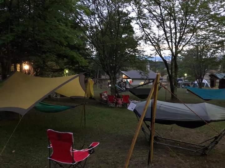 ハンモックオーバーナイトキャンプ ご参加ありがとうございました!_d0198793_18122607.jpg