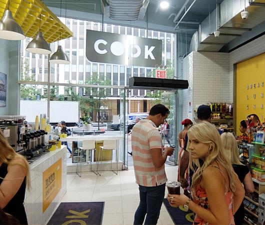 "NYミッドタウンの最先端のデリ、""COOK Eatery""_b0007805_10073510.jpg"