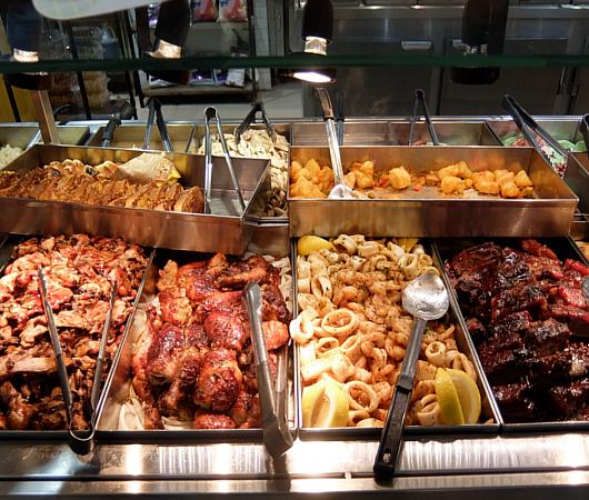 "NYミッドタウンの最先端のデリ、""COOK Eatery""_b0007805_10103345.jpg"