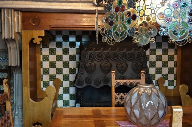 Casa Amatllerガイド付き見学3_b0064411_07083275.jpg