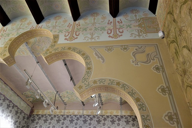 Casa Amatllerガイド付き見学3_b0064411_07133421.jpg