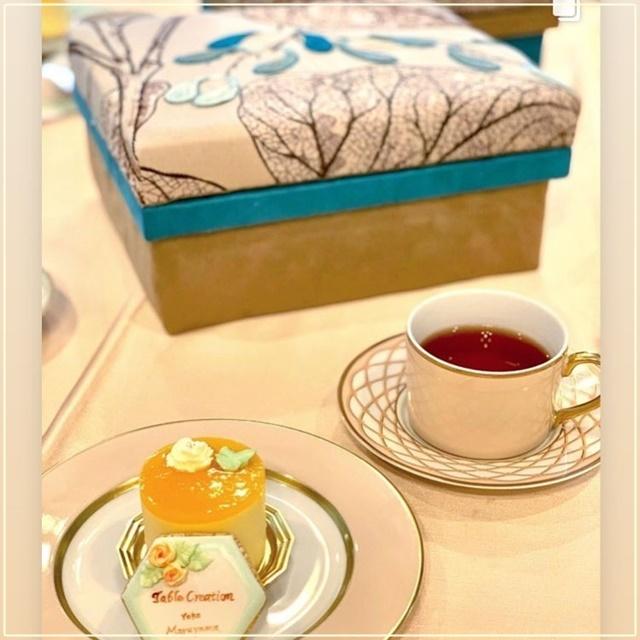 丸山洋子テーブルクリエーション様サロンレッスンにてお茶箱レッスン_d0380923_07562127.jpg