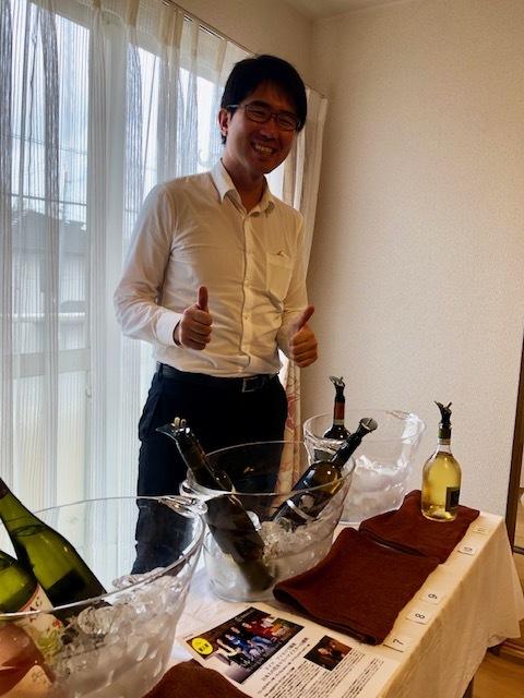 Amane×稲葉ワイン やってよかった!コラボイベント~!_a0254125_14304768.jpg