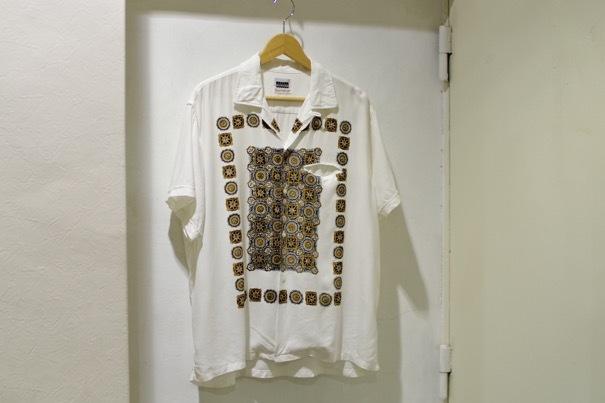 1960s Print Rayon Shirt_d0257333_19145615.jpg