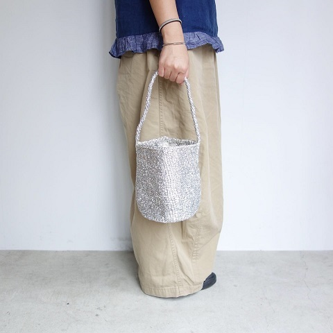 【再入荷】RECTANGLE : Silver Basket_a0234452_18502654.jpg