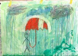 7月の活動〜千里中央〜雨の絵などなど_d0076558_09223468.jpg