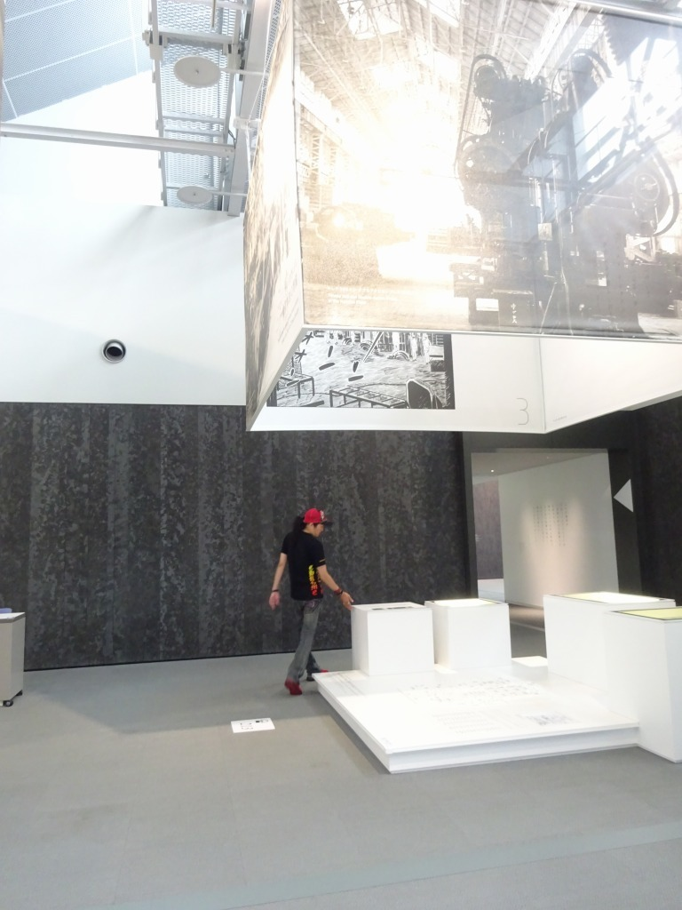 名古屋 5 【7/11 トヨタ産業技術記念館】_d0061678_11513518.jpg
