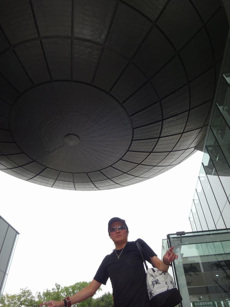 名古屋 6 【7/11 名古屋市科学館~帰宅】_d0061678_12112360.jpg