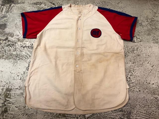 7月17日(水)マグネッツ大阪店ヴィンテージ入荷!!#3  VintageBaseballUniform編!! 10\'s~20\'s ThomasE.WilsonCo.!!_c0078587_18253282.jpg