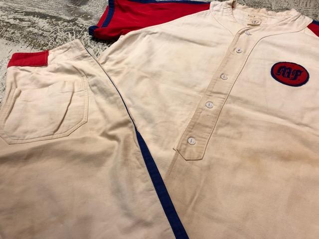 7月17日(水)マグネッツ大阪店ヴィンテージ入荷!!#3  VintageBaseballUniform編!! 10\'s~20\'s ThomasE.WilsonCo.!!_c0078587_18302971.jpg
