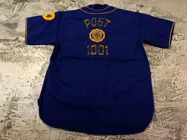 7月17日(水)マグネッツ大阪店ヴィンテージ入荷!!#3  VintageBaseballUniform編!! 10\'s~20\'s ThomasE.WilsonCo.!!_c0078587_18305746.jpg