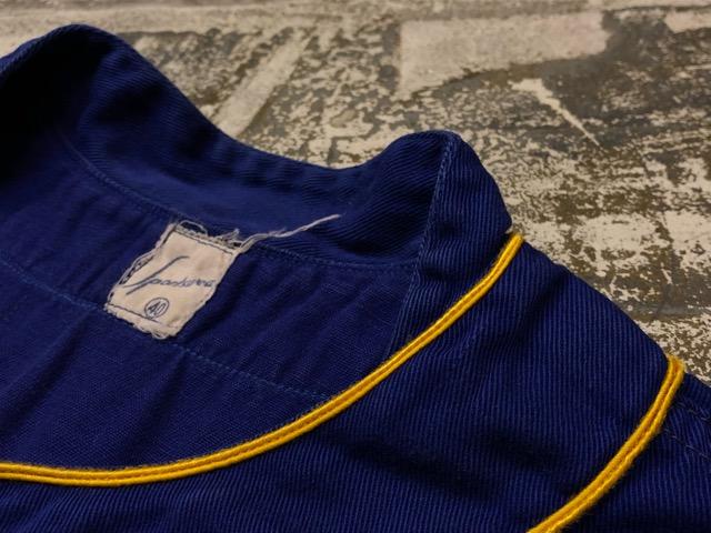 7月17日(水)マグネッツ大阪店ヴィンテージ入荷!!#3  VintageBaseballUniform編!! 10\'s~20\'s ThomasE.WilsonCo.!!_c0078587_18343826.jpg