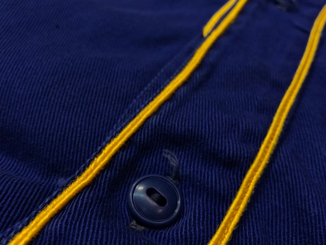7月17日(水)マグネッツ大阪店ヴィンテージ入荷!!#3  VintageBaseballUniform編!! 10\'s~20\'s ThomasE.WilsonCo.!!_c0078587_1835188.jpg