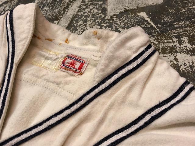 7月17日(水)マグネッツ大阪店ヴィンテージ入荷!!#3  VintageBaseballUniform編!! 10\'s~20\'s ThomasE.WilsonCo.!!_c0078587_1837939.jpg