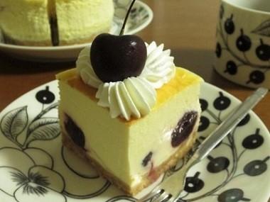 ベイクドチーズケーキとジョナサンでランチ♪_f0231189_22085373.jpg