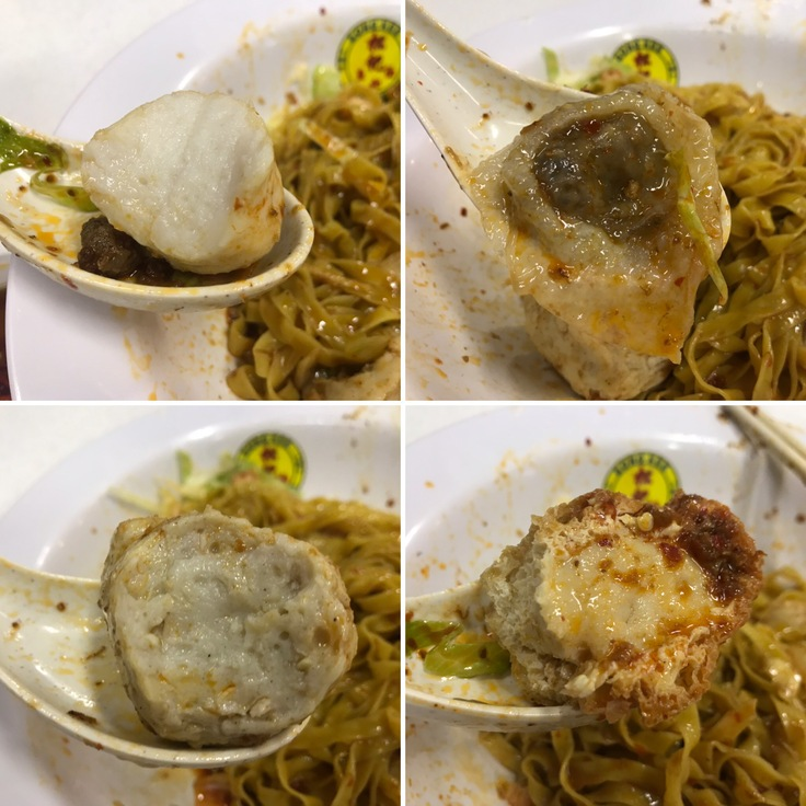 Song Kee Fishball Noodle カトンでここは外せない!_c0212604_2131271.jpg