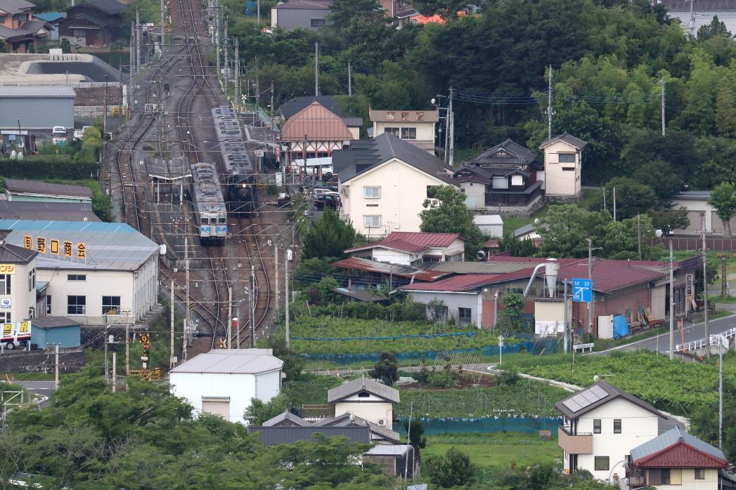 電車が待つ駅 - 2019年梅雨・秩父鉄道 -_b0190710_21065660.jpg