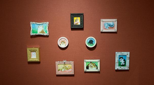 「ARTdeCATS」第2室に小作品展示_b0089338_20563479.png