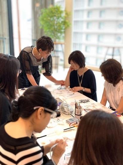 昨日は阪神百貨店ゲストワークでした!_b0310144_16450397.jpg