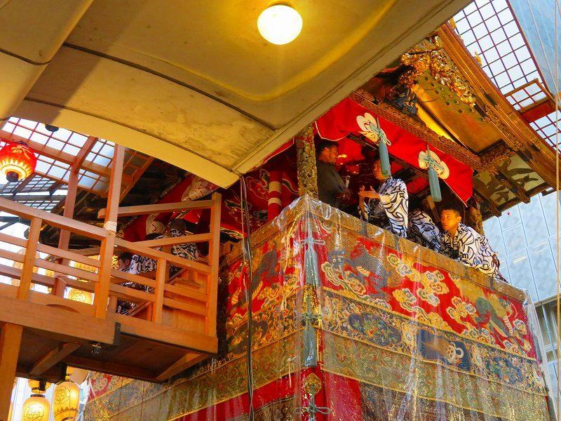 祇園祭「駒形提灯を掲げた山鉾」の紹介20190716_e0237645_21175288.jpg