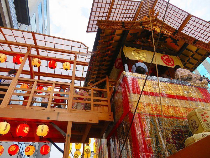 祇園祭「駒形提灯を掲げた山鉾」の紹介20190716_e0237645_21271470.jpg