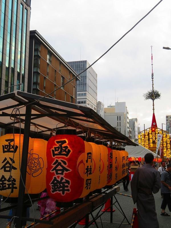 祇園祭「駒形提灯を掲げた山鉾」の紹介20190716_e0237645_21290604.jpg