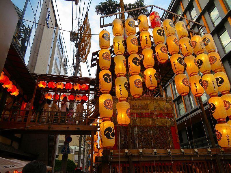 祇園祭「駒形提灯を掲げた山鉾」の紹介20190716_e0237645_21305617.jpg