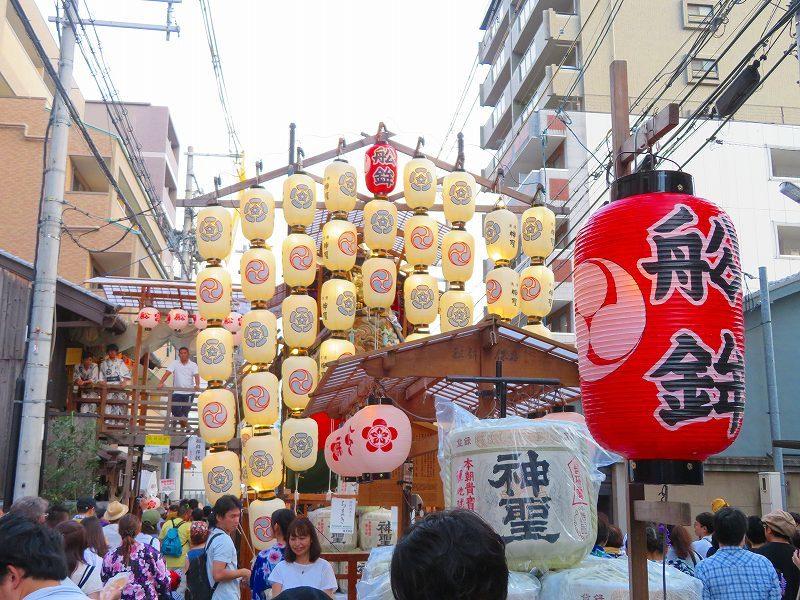 祇園祭「駒形提灯を掲げた山鉾」の紹介20190716_e0237645_21342361.jpg