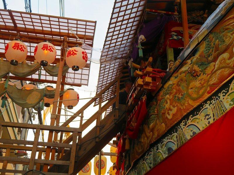 祇園祭「駒形提灯を掲げた山鉾」の紹介20190716_e0237645_21344784.jpg