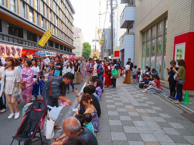 祇園祭宵々宮「楽しそうな露店巡り」20190715_e0237645_21460185.jpg