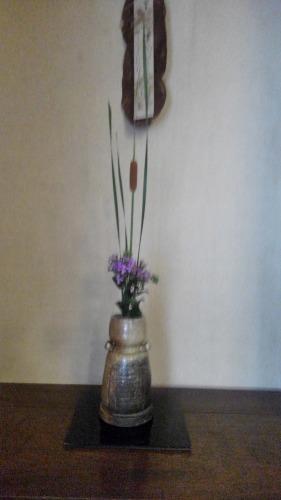 邸内に生けられた花 7月_d0344754_18443457.jpg
