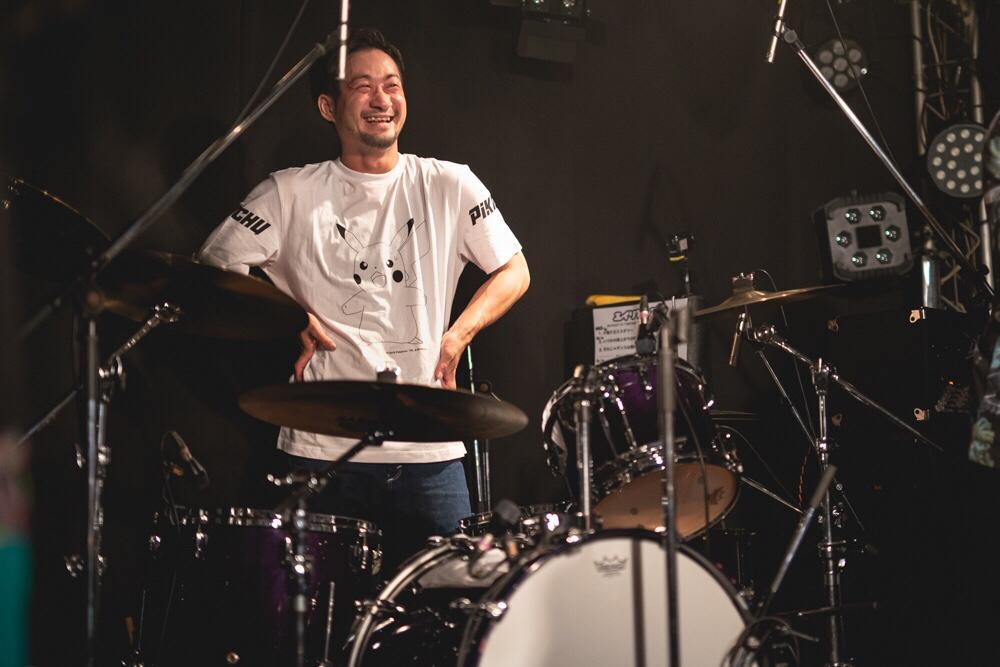 2019/7/16「ドラムやっててよかった」_e0242155_21214520.jpg