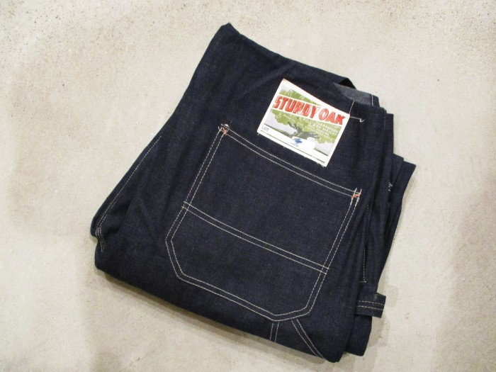 30\'s DEAD STOCK OVERALLS NOS STURDY OAK STRONG RELIABLE_e0187362_17471405.jpg