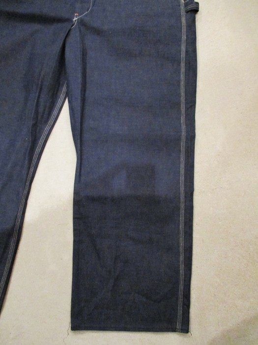 30\'s DEAD STOCK OVERALLS NOS STURDY OAK STRONG RELIABLE_e0187362_18423481.jpg
