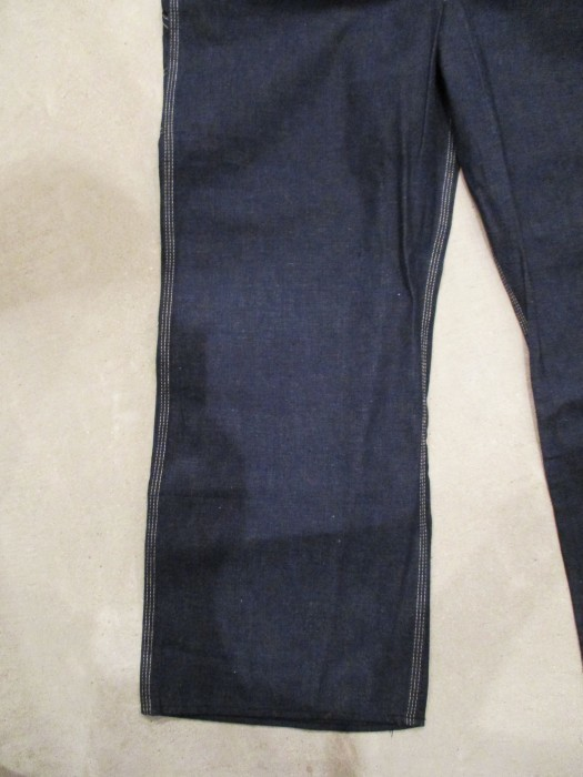 30\'s DEAD STOCK OVERALLS NOS STURDY OAK STRONG RELIABLE_e0187362_18431152.jpg