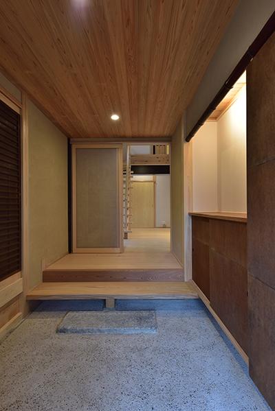 (旧)枚方宿の町家再生工事―3_e0164563_14363636.jpg