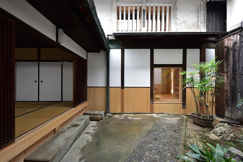 (旧)枚方宿の町家再生工事―3_e0164563_14363755.jpg