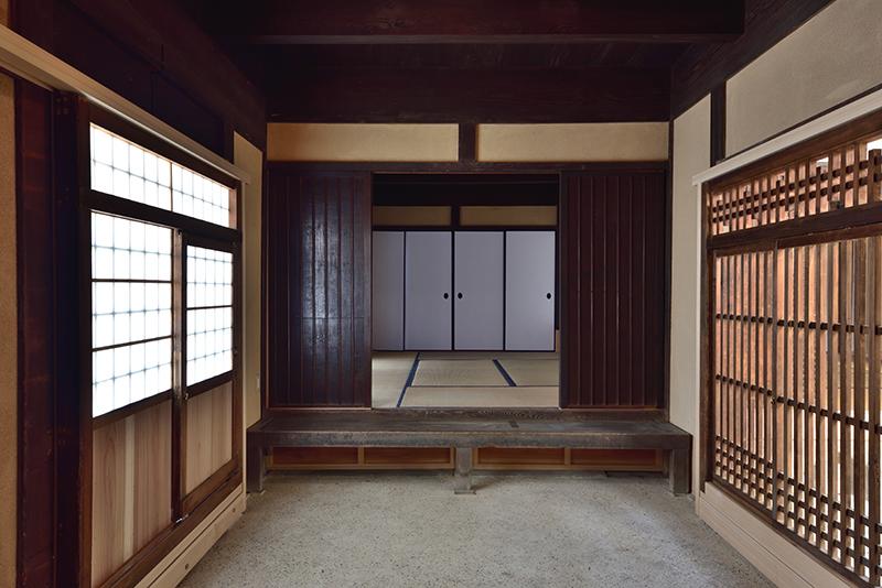 (旧)枚方宿の町家再生工事―3_e0164563_14364570.jpg