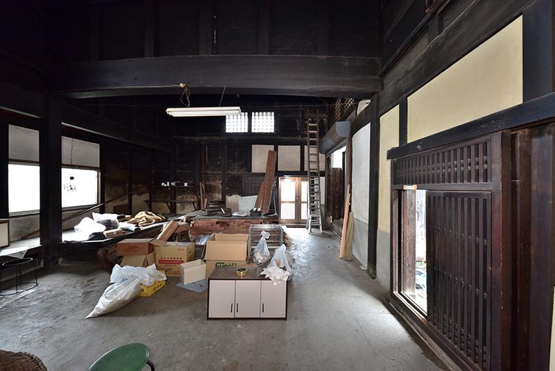 (旧)枚方宿の町家再生工事―3_e0164563_14364781.jpg