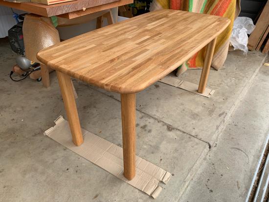 なら集成材テーブル、出荷。_f0053665_11421148.jpg