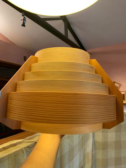 ヤコブセンランプ名作 JAKOBSSON LAMP 照明器具 修理 23_f0053665_12021920.jpg