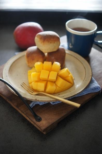 あなそれパンと台湾マンゴー_f0314272_20091884.jpg