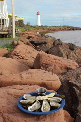 灯台とシーフード_c0353373_04044421.jpg
