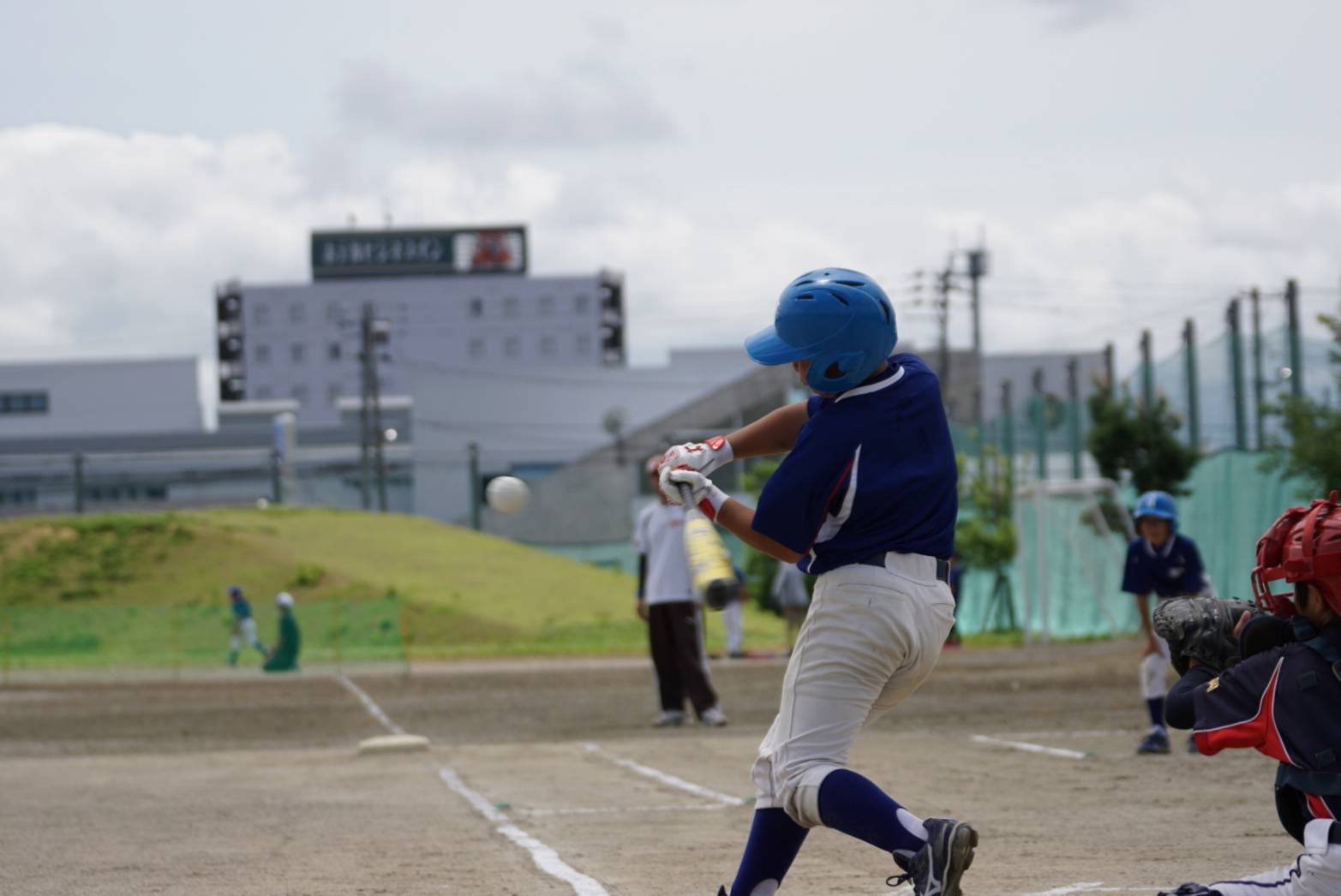 練習試合結果です!vs  MITSUWAフェニックスさん_b0095176_08461304.jpeg