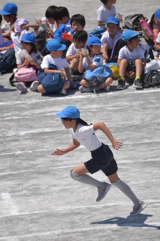 hanaちゃん・aoi君の運動会_f0059882_17561385.jpg