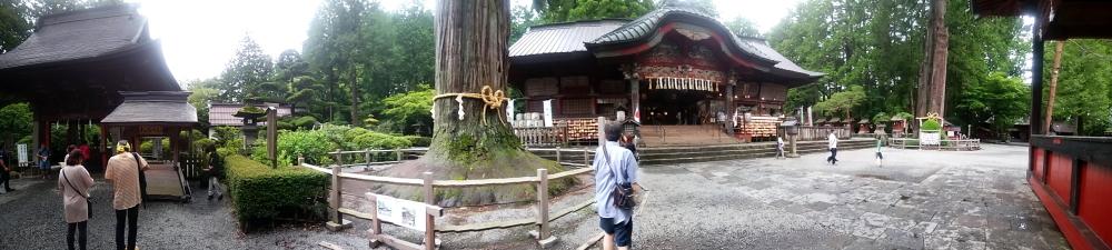 令和元年7月の富士 番外編 北口本宮冨士浅間神社_e0344396_16132372.jpg