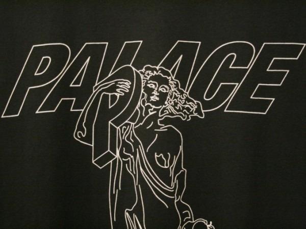 酔ってたのであんまり滑れなかったけどスケボー 入荷PALACE SKATEBOARDS&THAMES LONDON_f0180307_01515131.jpg