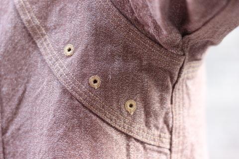 """「WORKERS」 着込むことによる楽しさもある\""""Champion Shirt\"""" ご紹介_f0191324_08200212.jpg"""