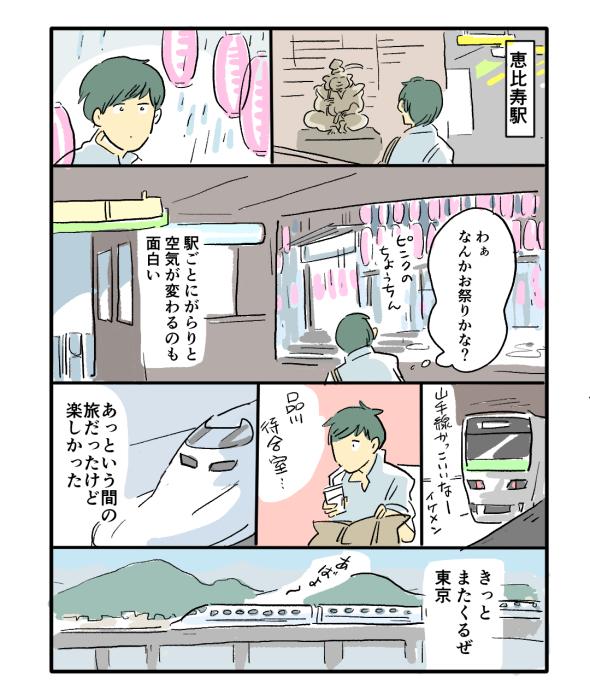 ツルリンゴスターの東京探訪 〜あるお上りさんの記録〜_b0297229_11280565.jpeg